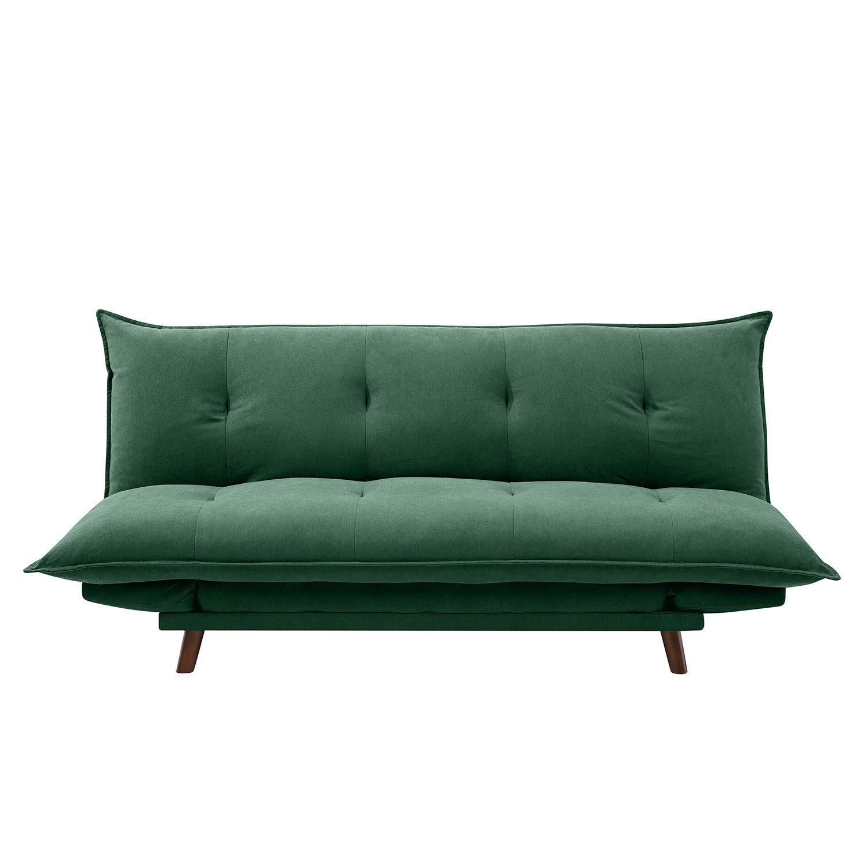 Sofá cama Pillow color verde