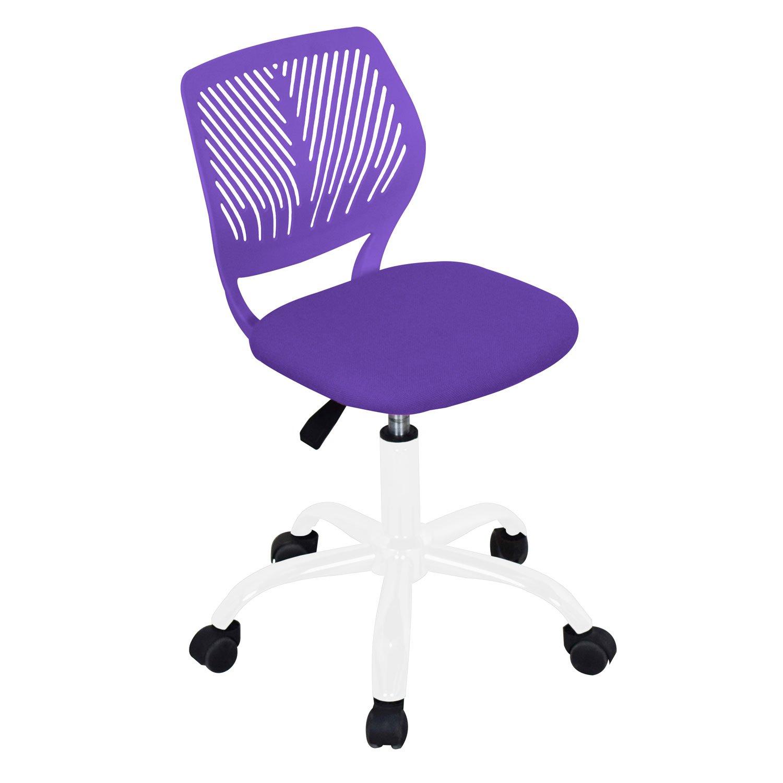 Silla de Oficina Bright Púrpura