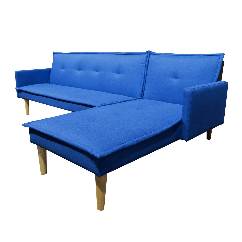 Sala Sofacama Independencia Azul